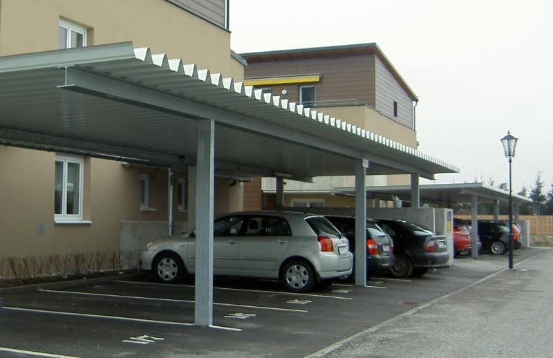 Vordächer carports wartehäuser metallbau egger
